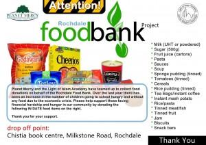 Rochdale Food Bank