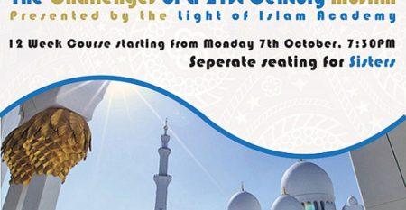 Challanges-of-21st-Century-Muslim